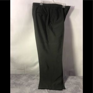 Kenneth Cole Reaction Dress slacks black 40 x 30